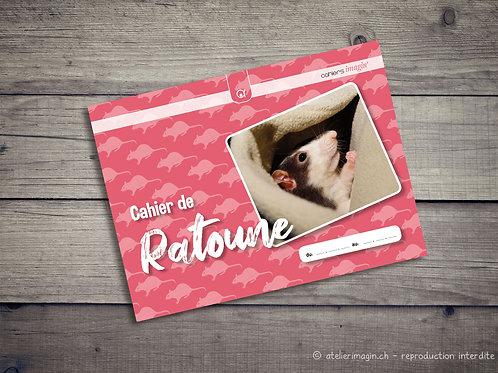 Cahier pour rat