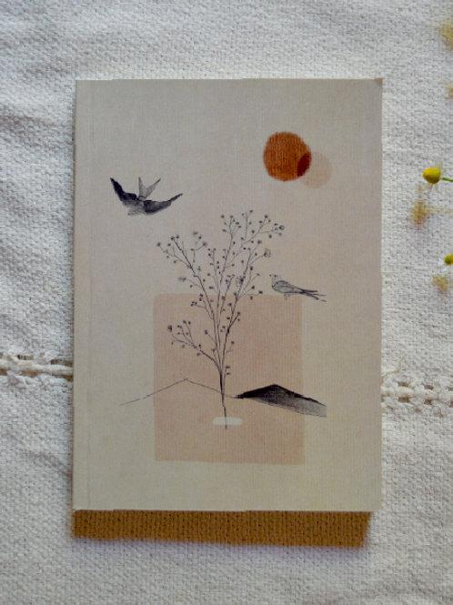 Cuaderno Pájaros