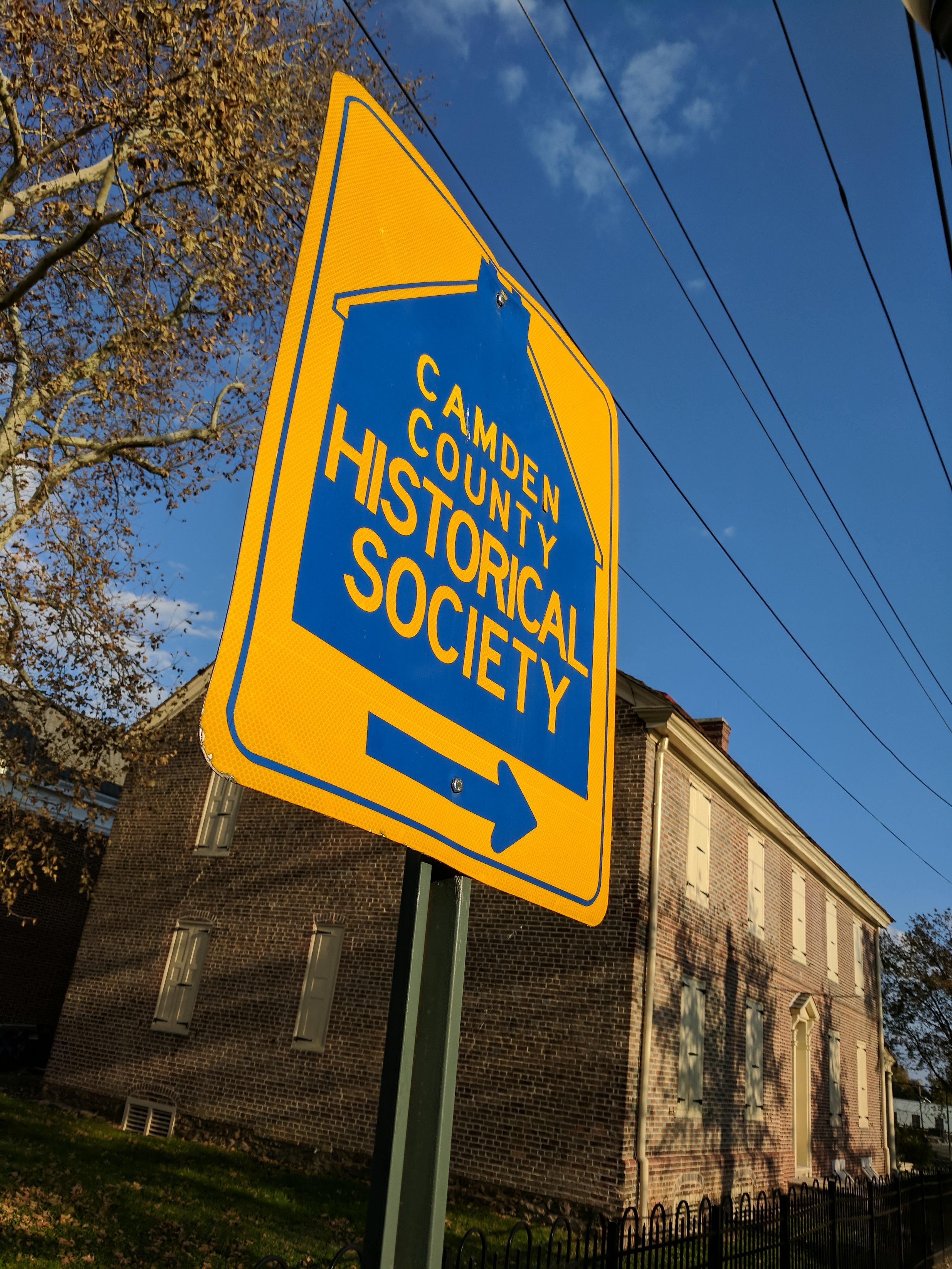 Camden County Historical Society
