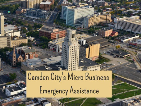 Camden's Micro Business Emergency AssistanceProgram