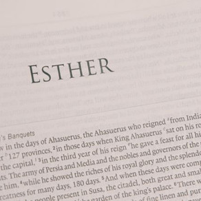 Athens: The Cause of the Esther Saga