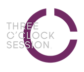 Logo - 3 Oclock Session - Transparent St
