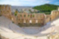 Greece - Athens - Acropolis - Theater -