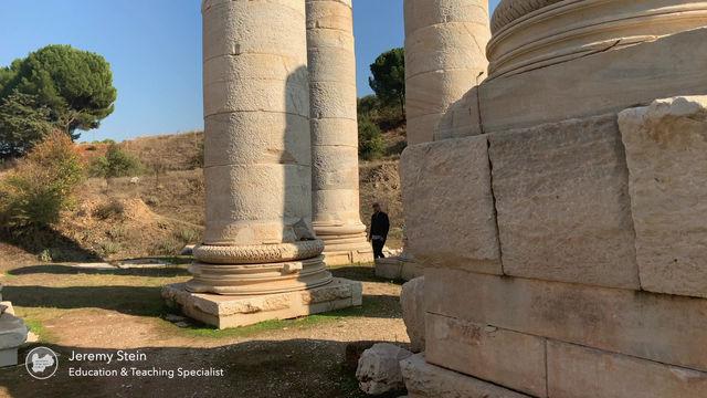Sardis | The Temple of Artemus