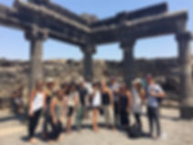 Israel - Chorazin - Students - 1 - CHLS.