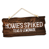 Howies Spiked Wood Sign