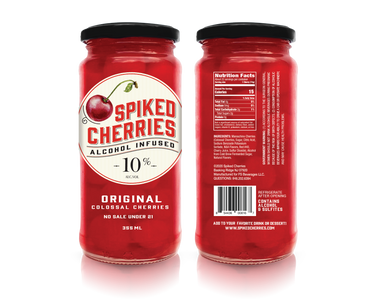 Spiked Cherries @ 10%