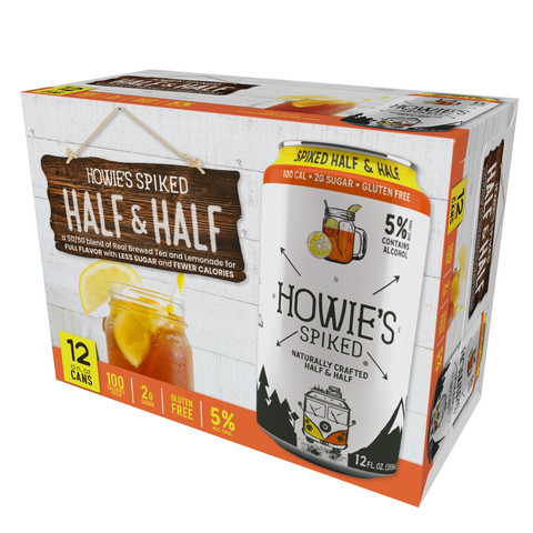 Half & Half 12-Pack