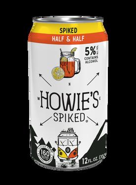 12oz Howie's Half & Half