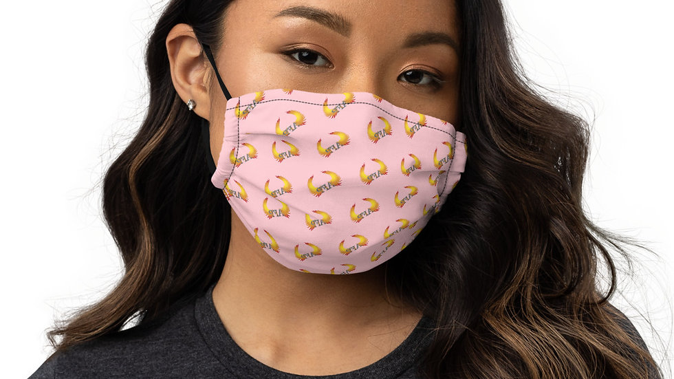 All-Over Print Premium Face Mask