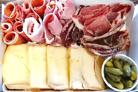 RACLETTE PACK 1 PERSON