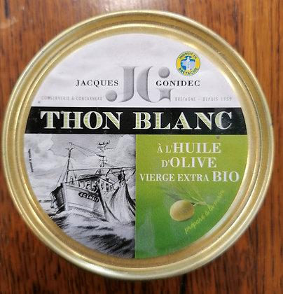 ALBACORE TUNA WITH OLIVE OIL