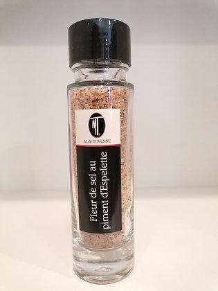FLOWER OF SALT WITH ESPELETTE PEPPER 100 ML