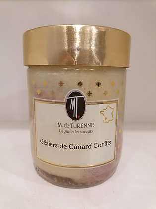 CONFIT DUCK GIZZARDS 45CL