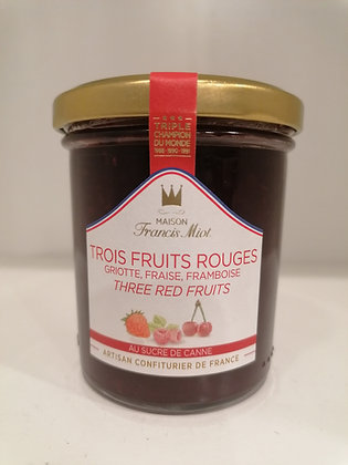 3 RED FRUIT 220G MIOT
