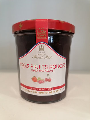 3 RED FRUIT 340G MIOT