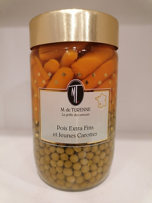 PEAS AND CARROTS 72CL