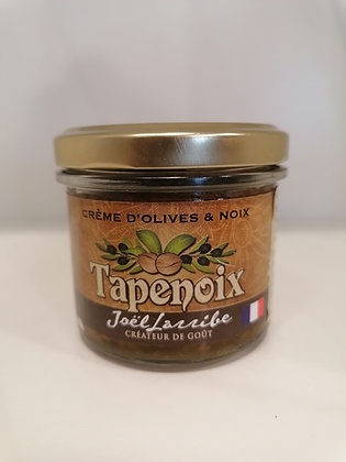 BLACK OLIVE AND WALNUT TAPENADE