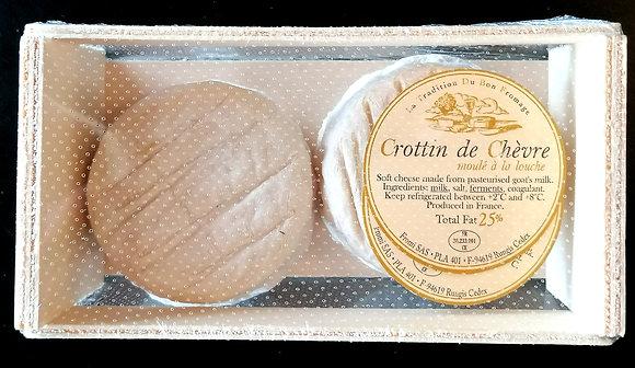 GOAT CHEESE (CROTTIN DE CHÈVRE)