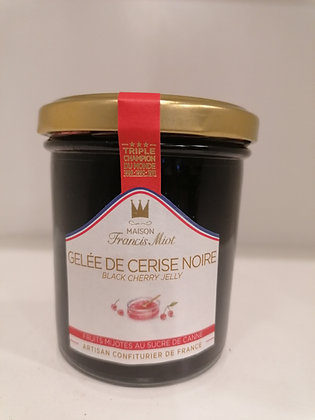BLACK CHERRY JELLY 220G MIOT