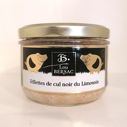 BLACK BOTTOMED PIGS RILLETTES 180G
