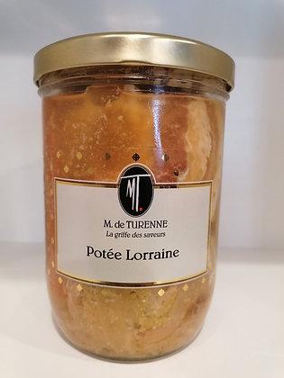 POTEE LORRAINE 750 G