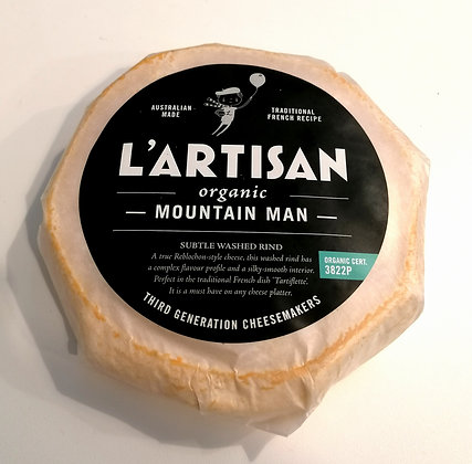 MOUNTAIN MAN (REBLOCHON STYLE) 500G