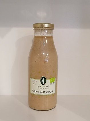 ORGANIC CHESTNUTS SOUP 50 CL