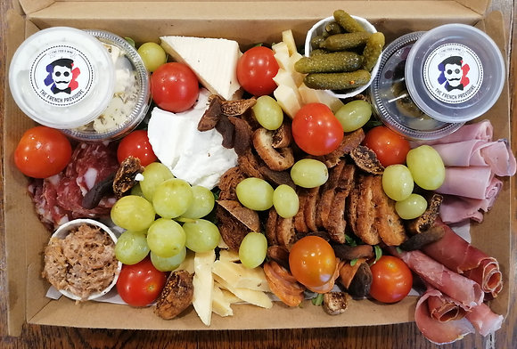 MIXED PLATTER 2 PEOPLE