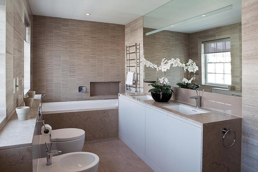 Adlon Construction | Residential and Commercial Development Builder London | Modern Bathroom
