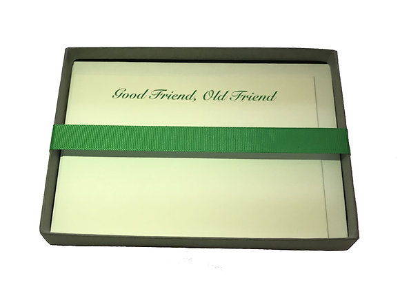 Good Friends, Old Friends