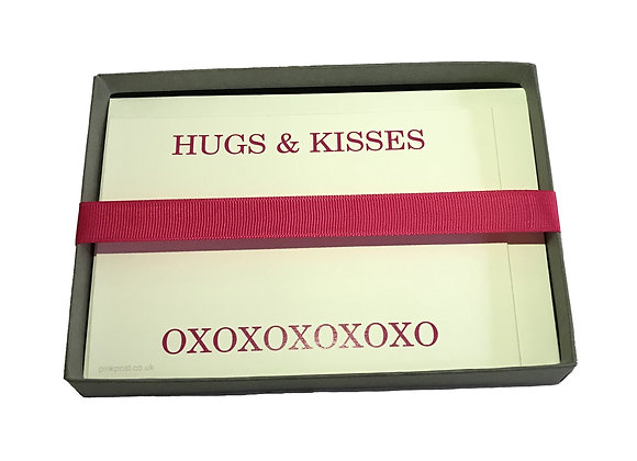 Hugs & Kisses OXOX