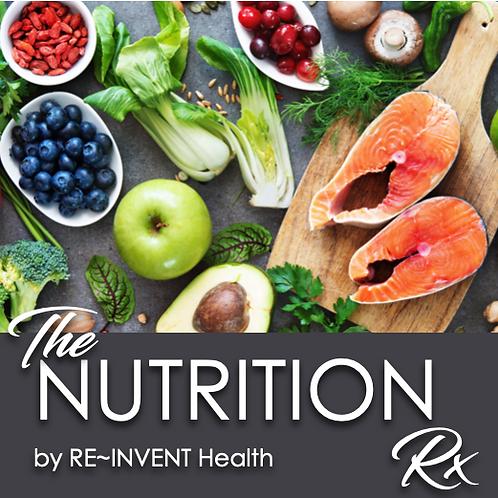The Nutrition Prescription - Online Nutrition Course