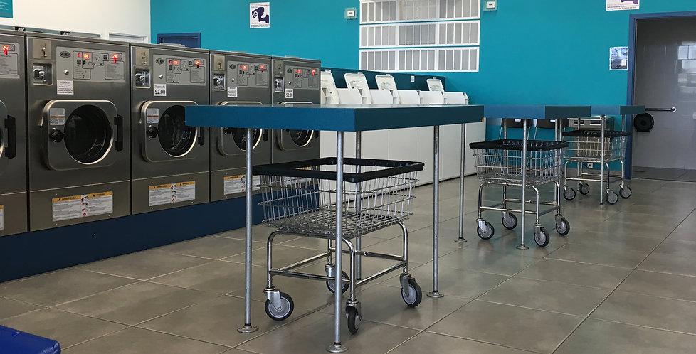 coin laundry lavanderia washateria mcallen texas