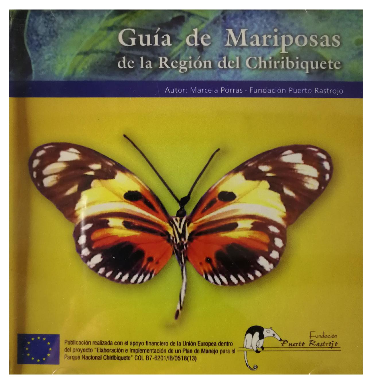 Mariposas Parque Chiribiquete
