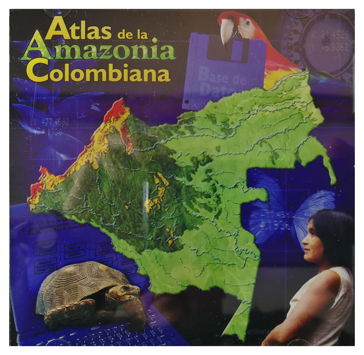 Atlas de la Amazonia Colombiana