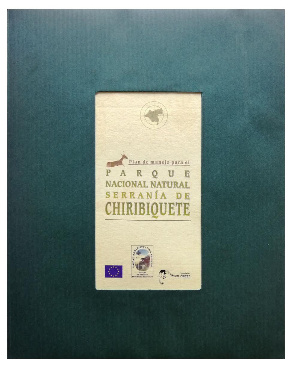 Plan de Manejo Parque Chiribiquete