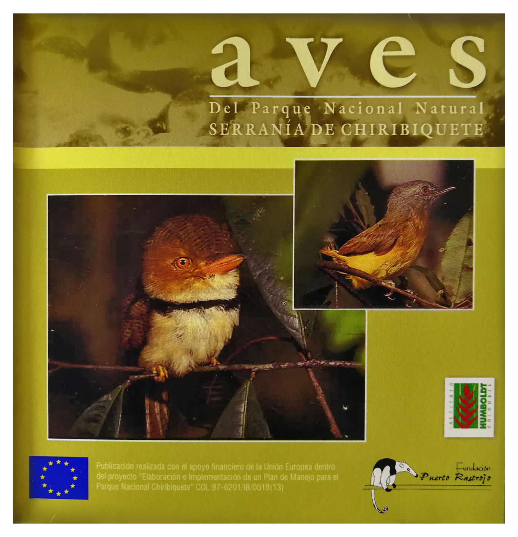 Aves del parque chiribiquete