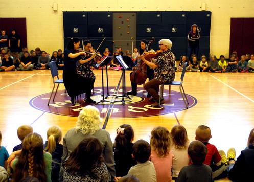 Camp & School Performances