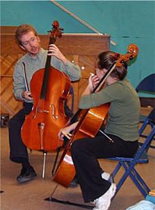 Master Class – Student Cello