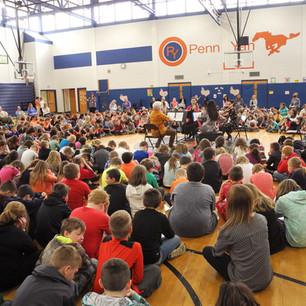 Penn Yan School Concert