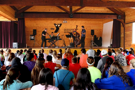 Camp Cory Concert