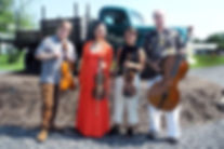 Finger Lakes Chamber Music Camp Cory