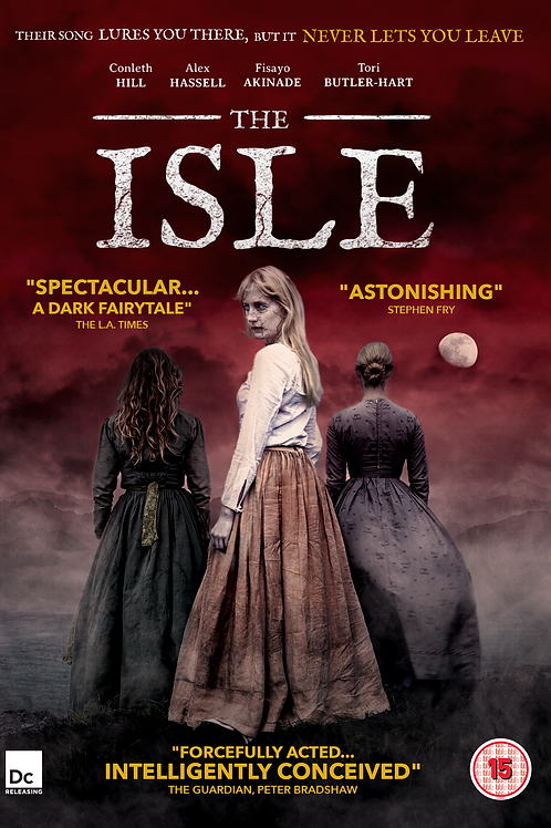 The Isle DVD - Signed