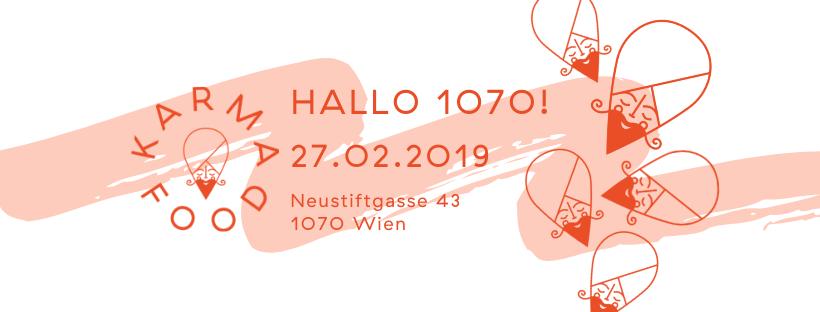 Karma Food Neueröffnung im 7. Bezirk Wien
