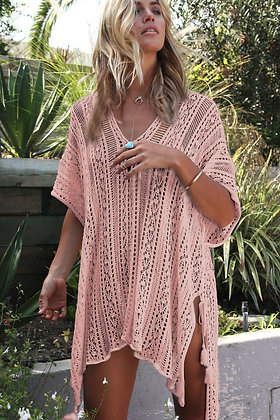 cotton beach cover-up