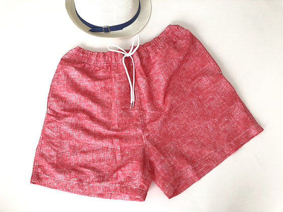 Coral swimming shorts