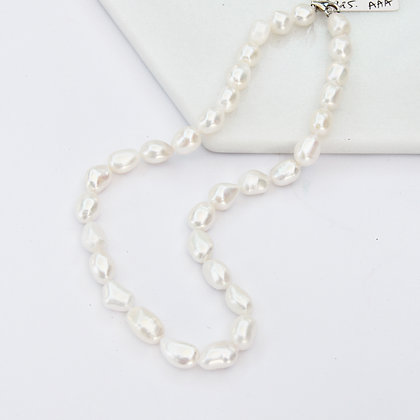 Baroque Pearl Necklace