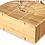 Thumbnail: Half-moon bamboo bag with handle