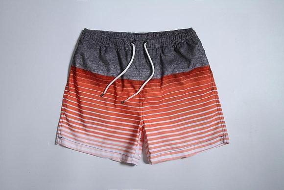 Men's Striped Trunks